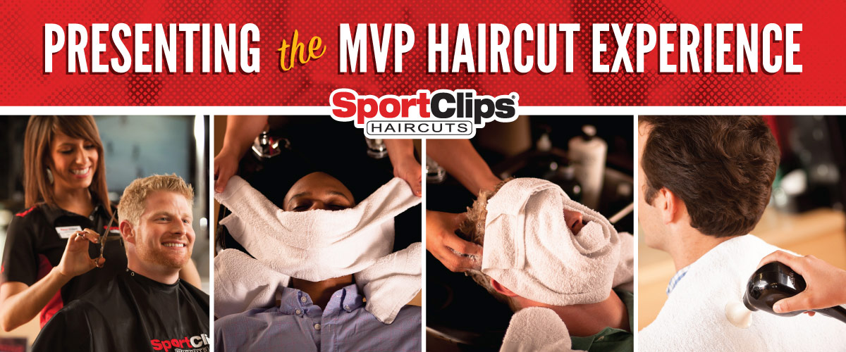 The Sport Clips Haircuts of La Habra MVP Haircut Experience